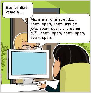 comic-spam