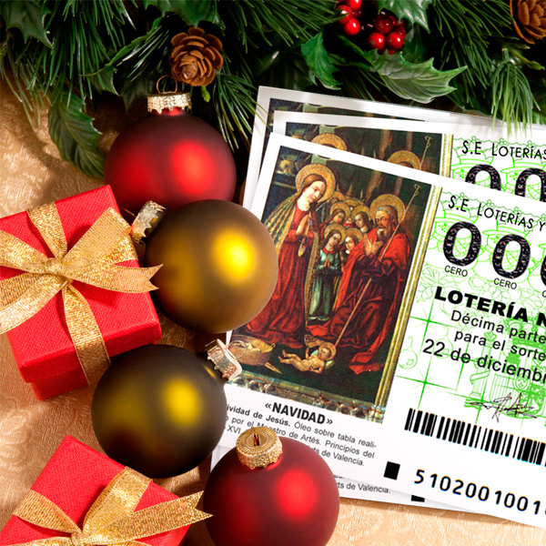 Lotería Logrosán