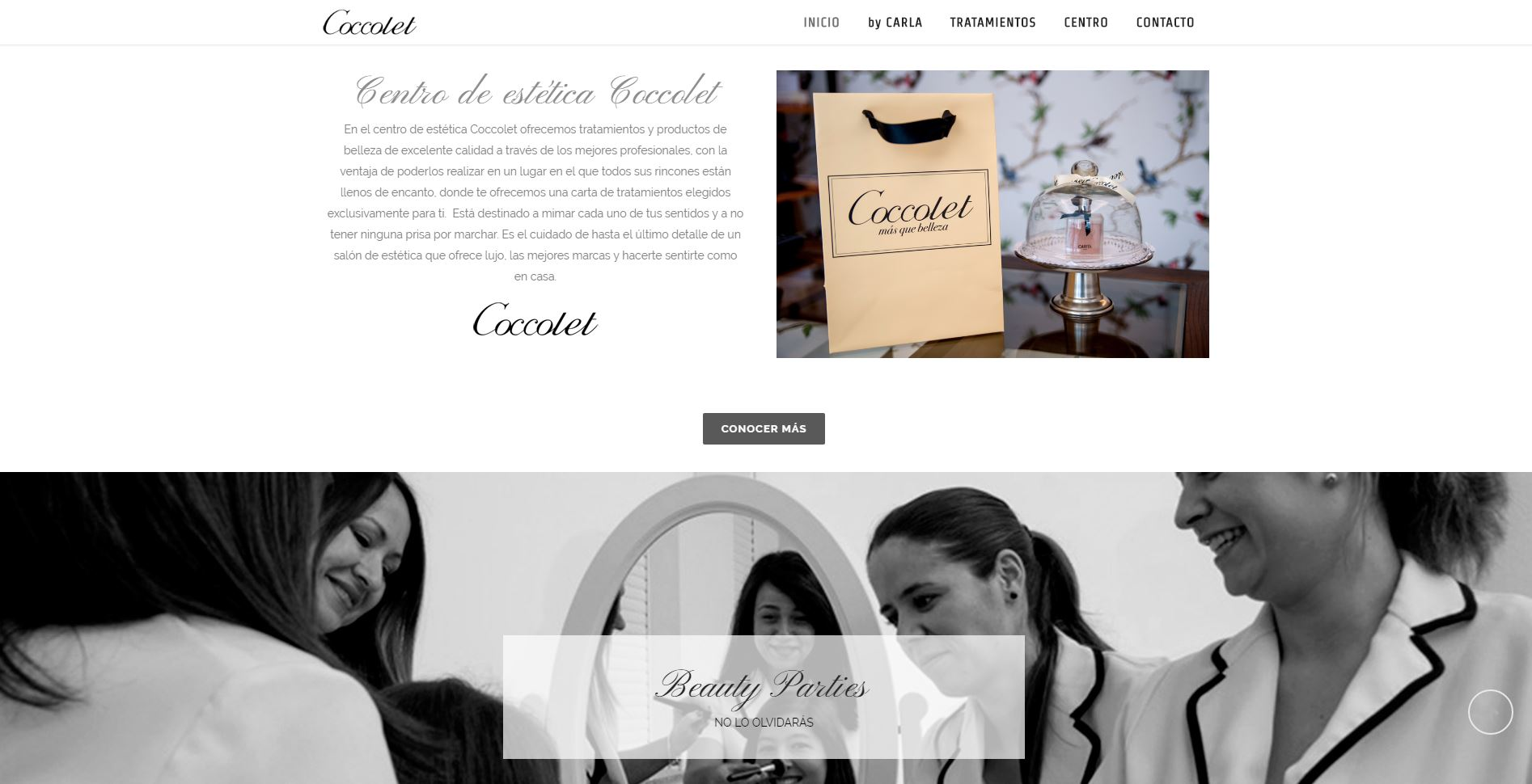 Centro Estética Coccolet
