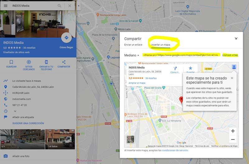 Cambios en Google Maps