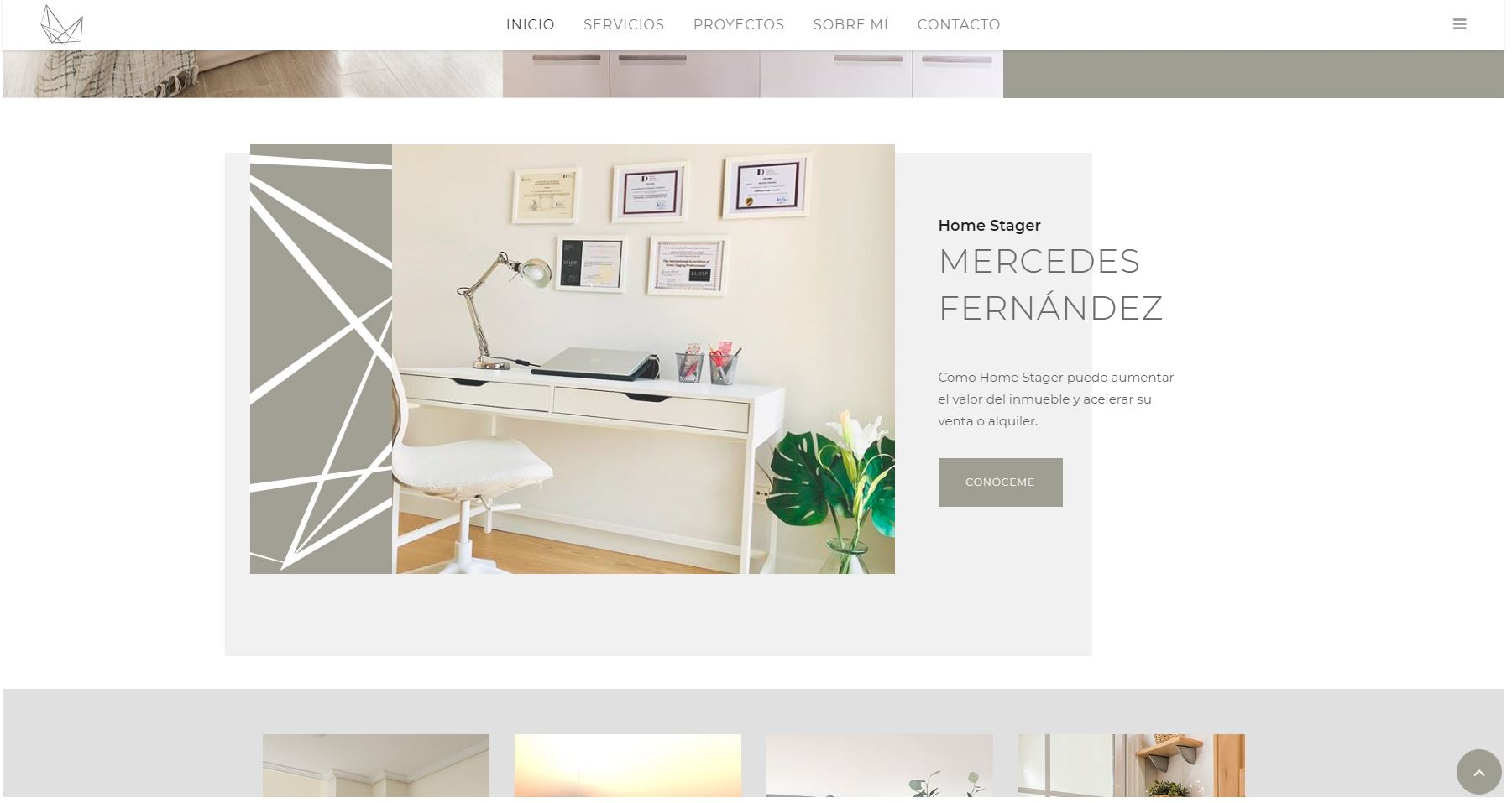 Mercedes Fernandez Deco Staging
