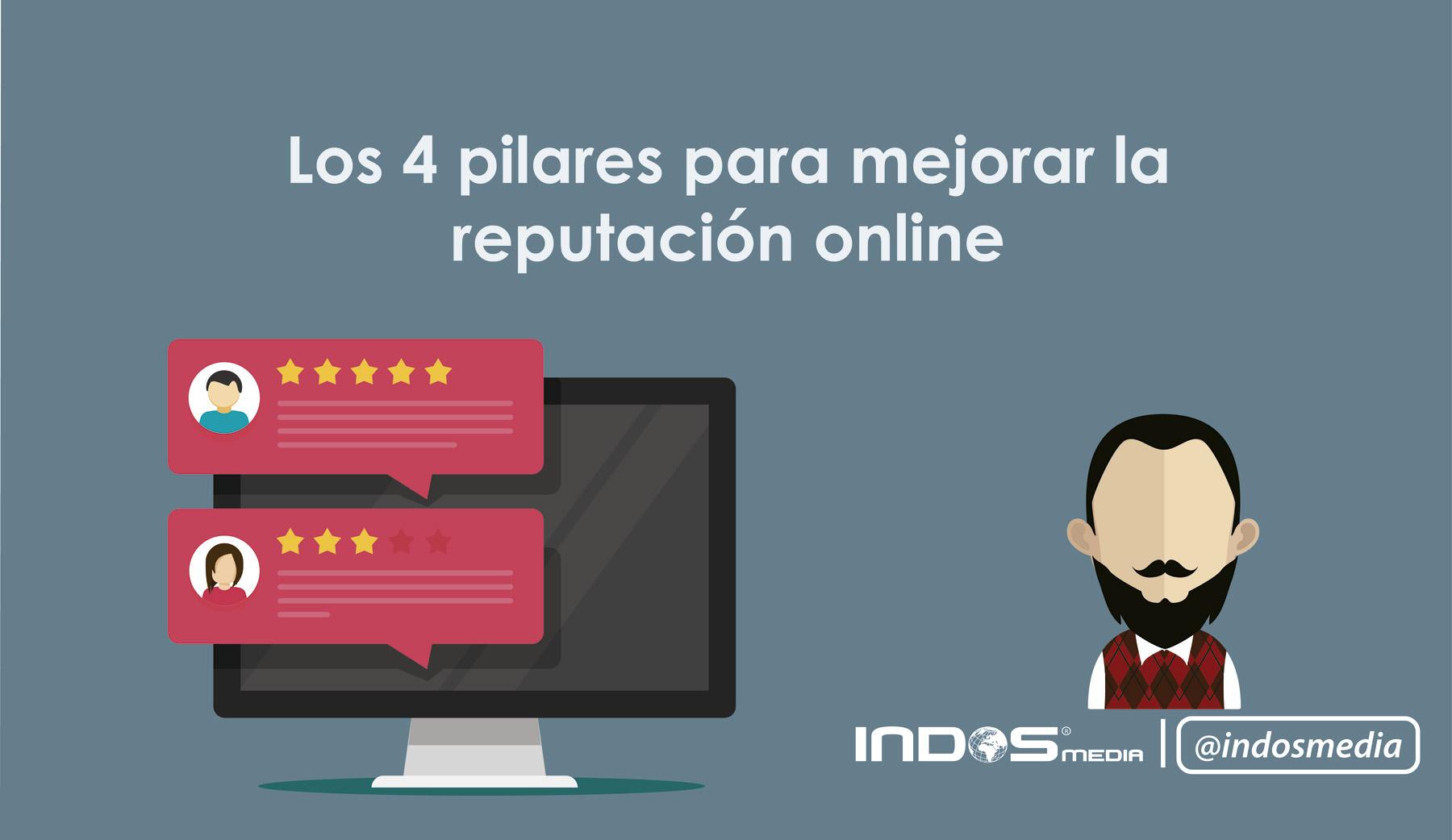 mejorar la reputación online