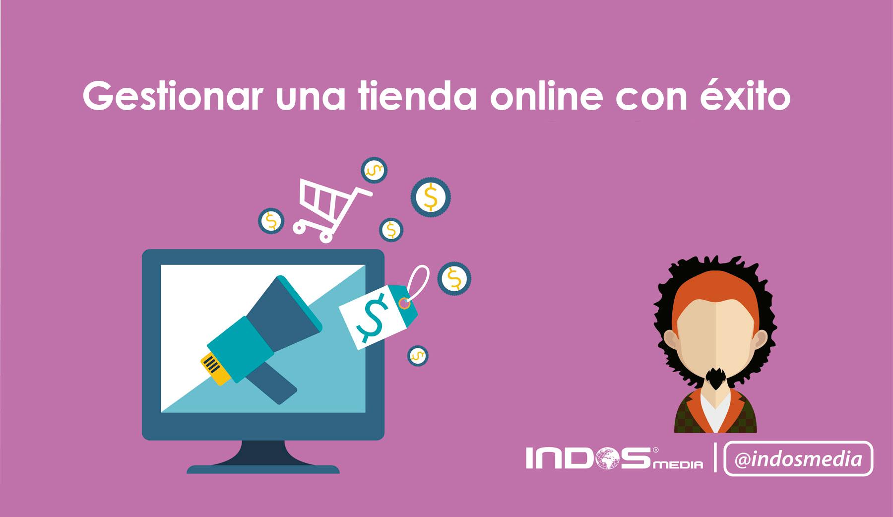 Gestionar una tienda online