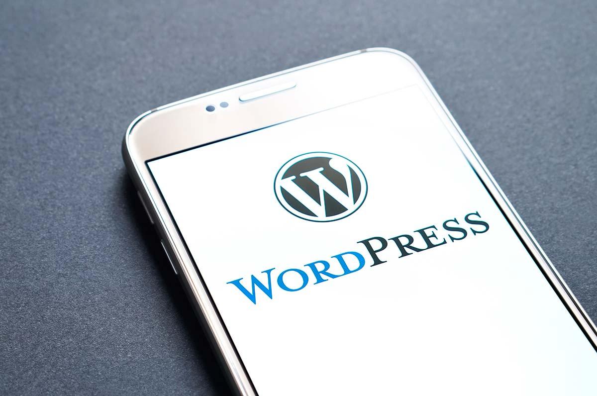 Precio de una página web en wordpress