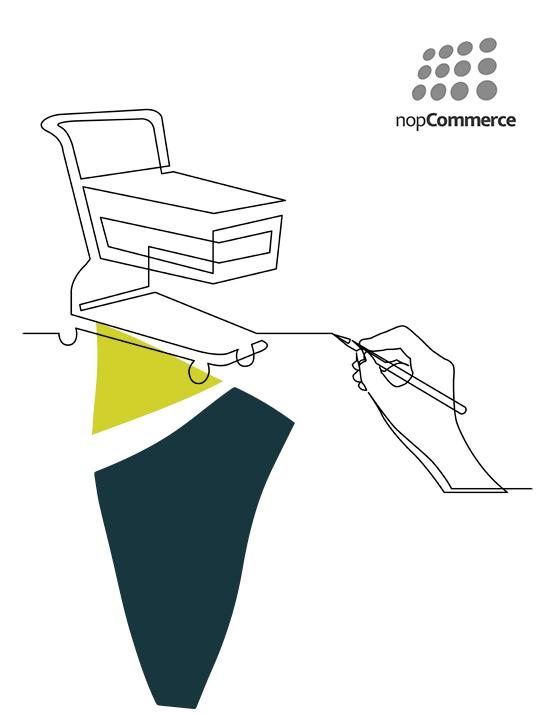 diseño de tiendas online nopcommerce
