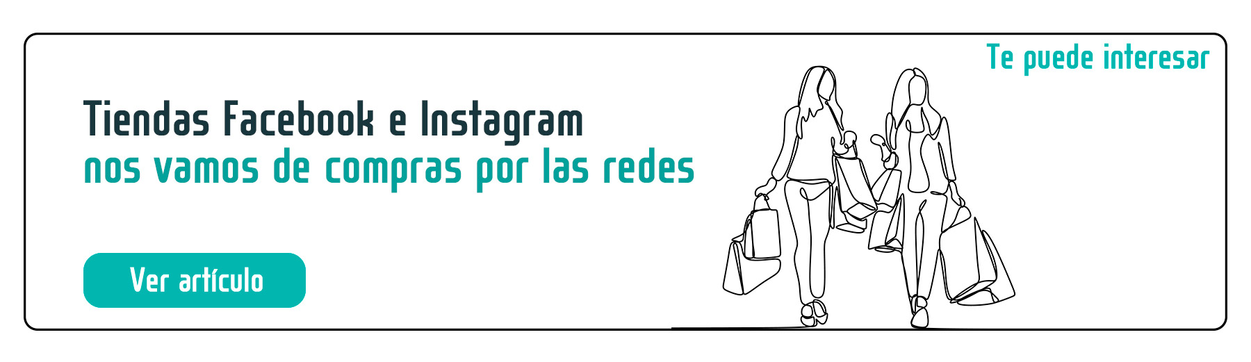 Tiendas Facebook e Instagram