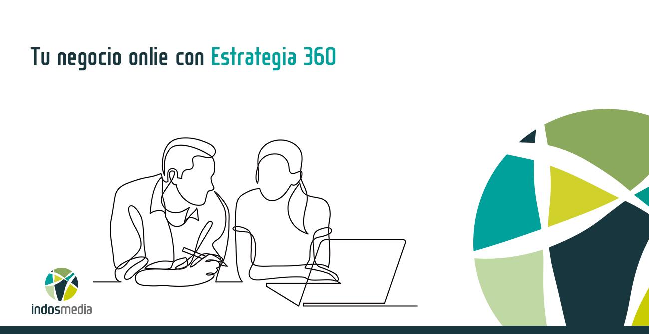 tu negocio online con estrategia 360